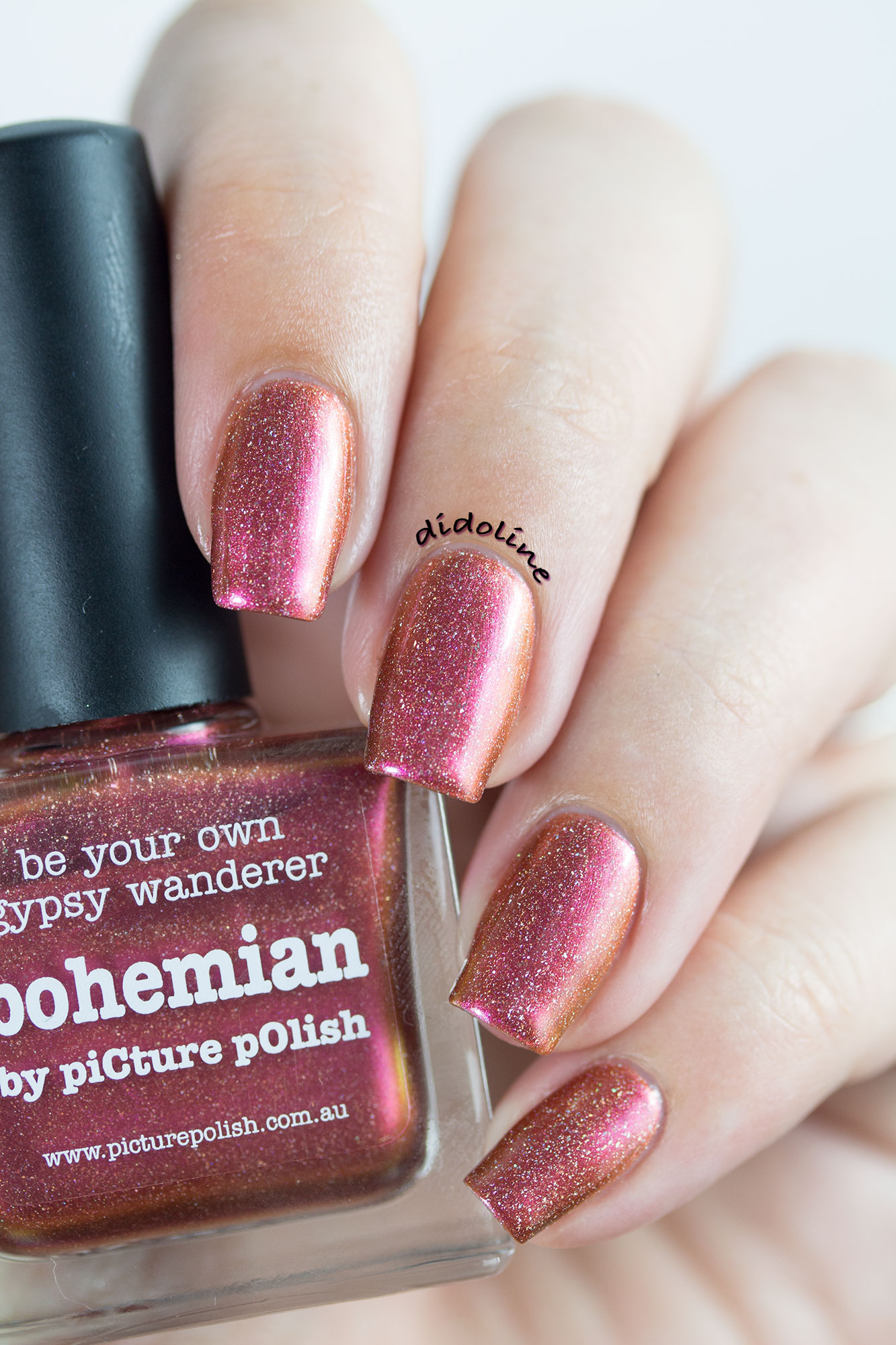 piCture pOlish - Bohemian, Cherish, Karma and Pharaoh !