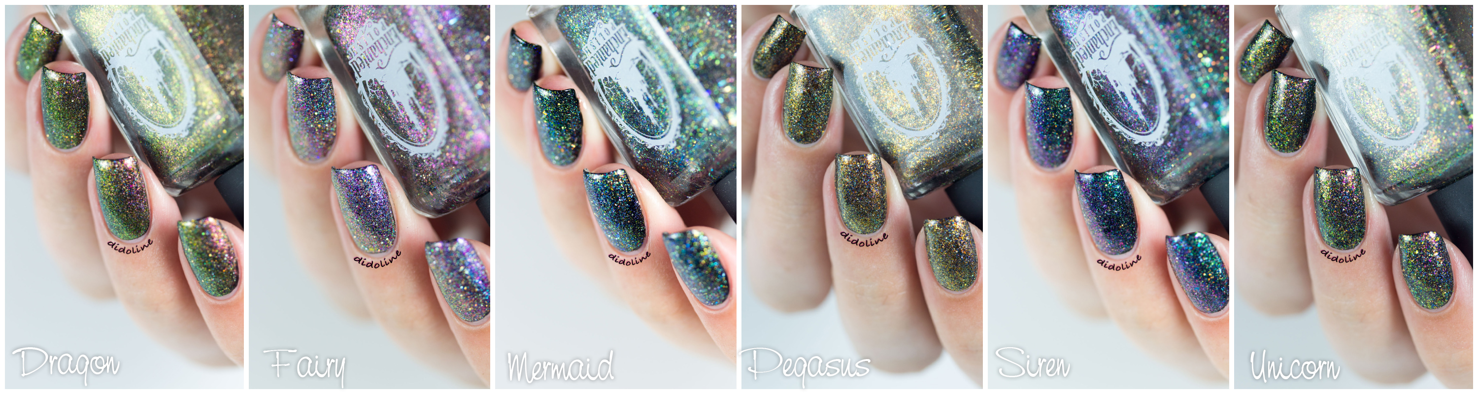 Enchanted Polish - Fantasy Collection