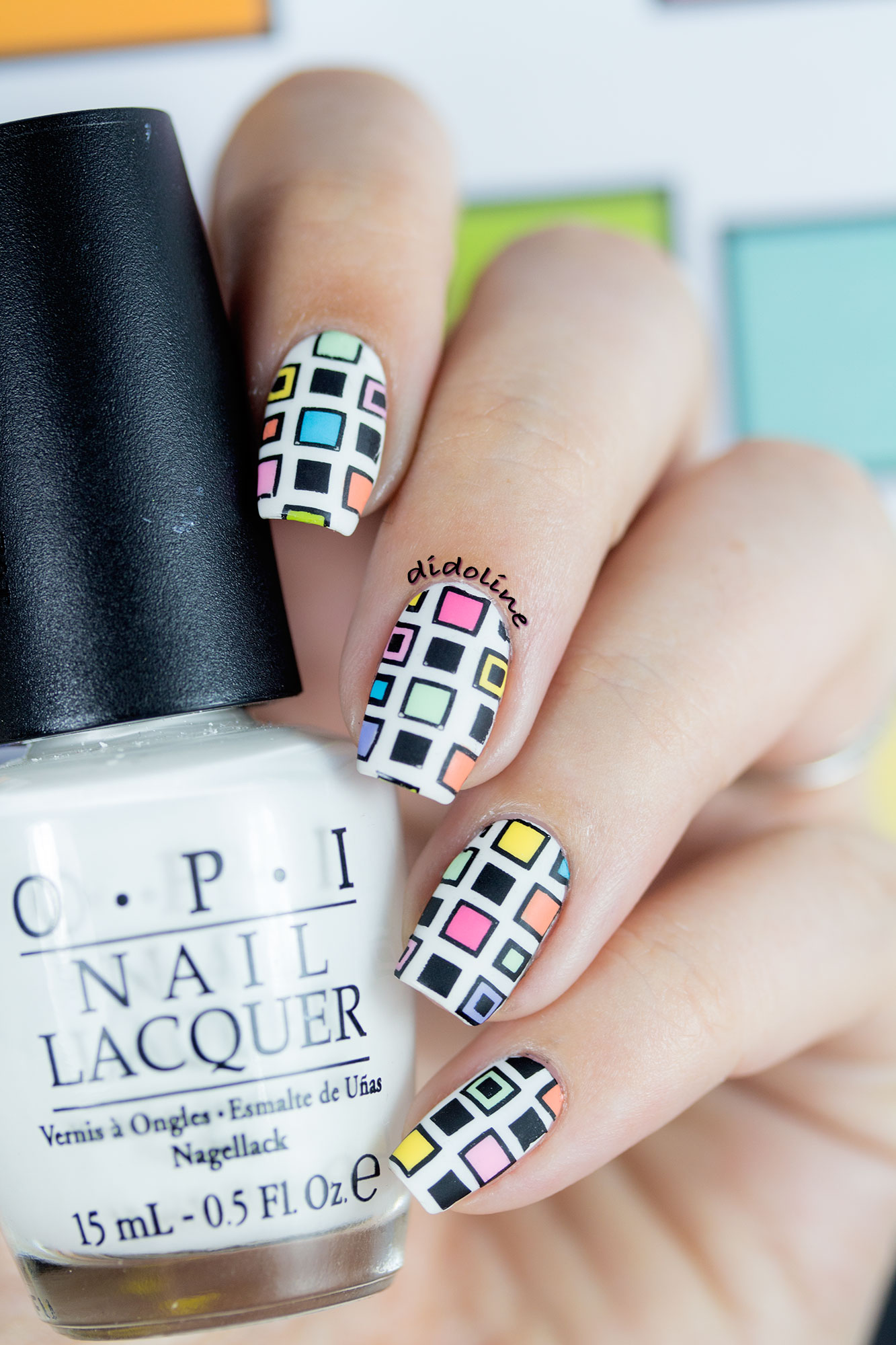 Advanced stamping ... but made easy ! - Didoline\'s Nails