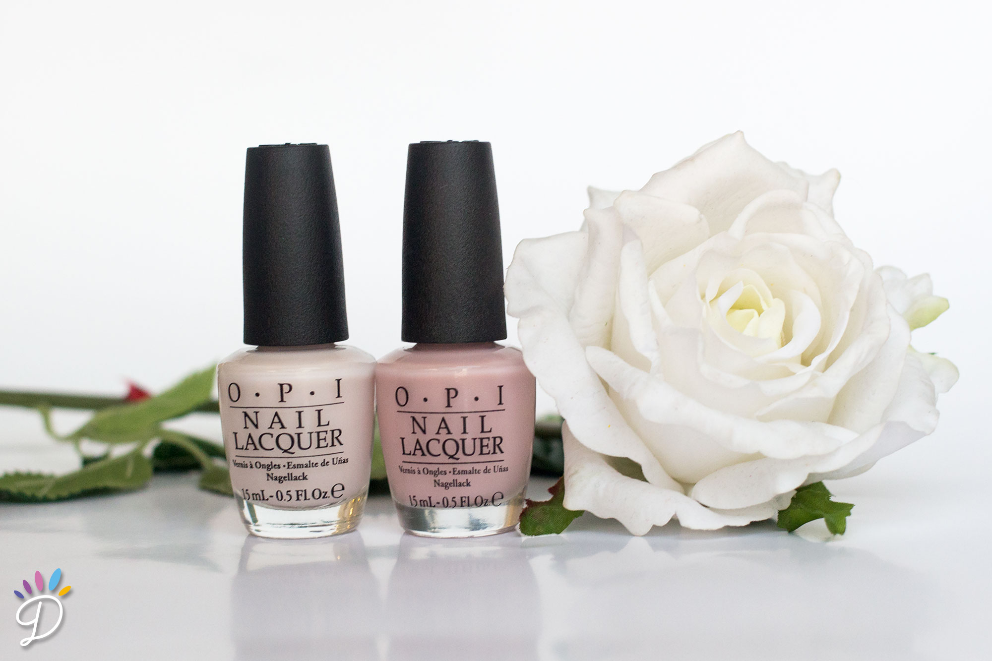 OPI - Soft Shades 2015