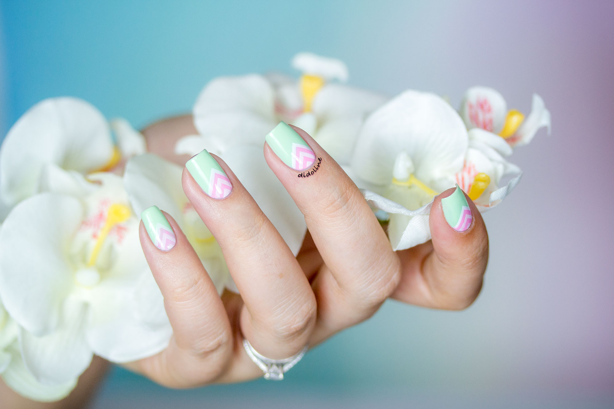 Ready for some spring nails ? - Didoline\'s Nails