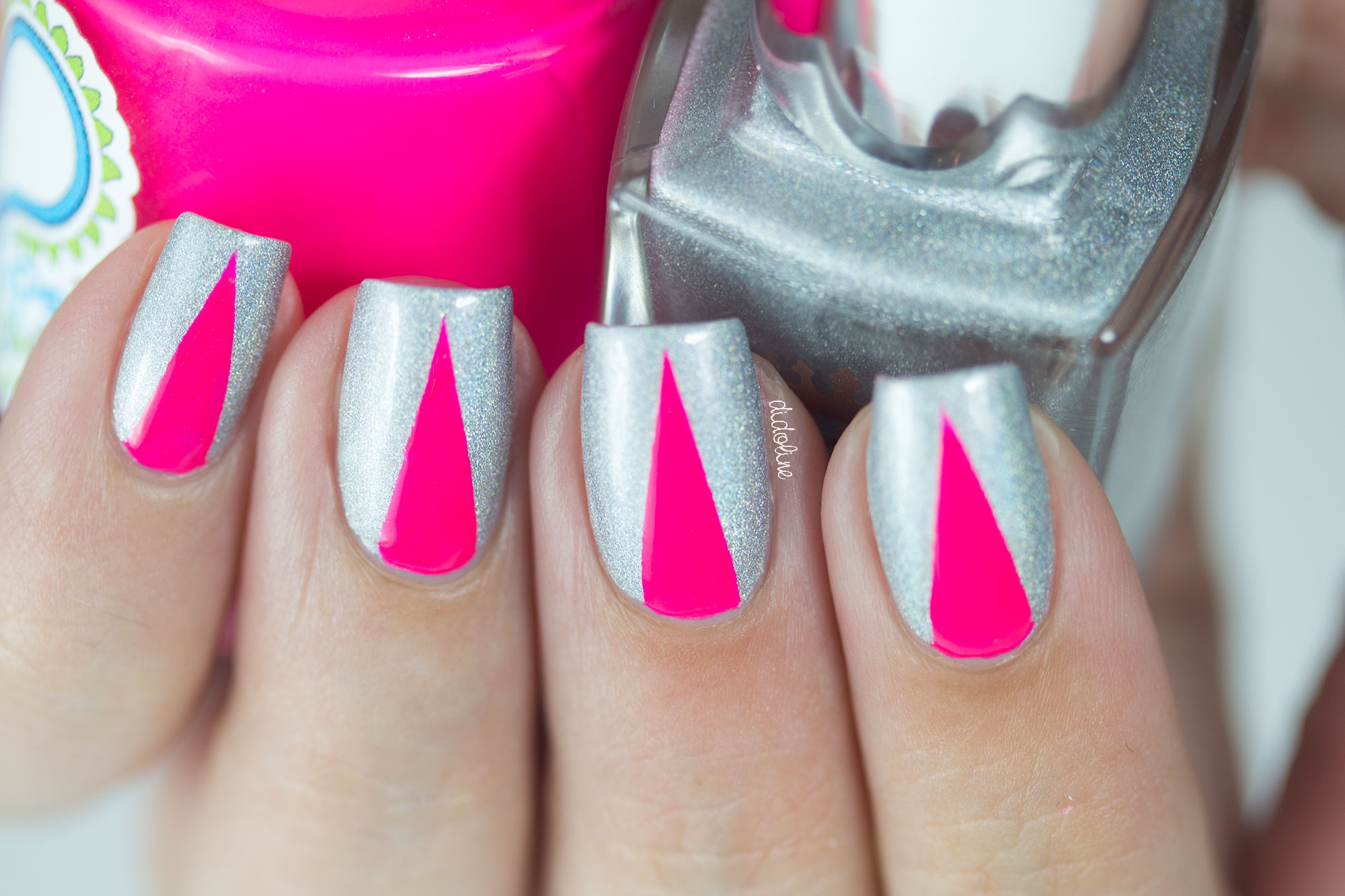 A England - Encore Margot , Striping Tape & Pipe Dream Polish, On the List