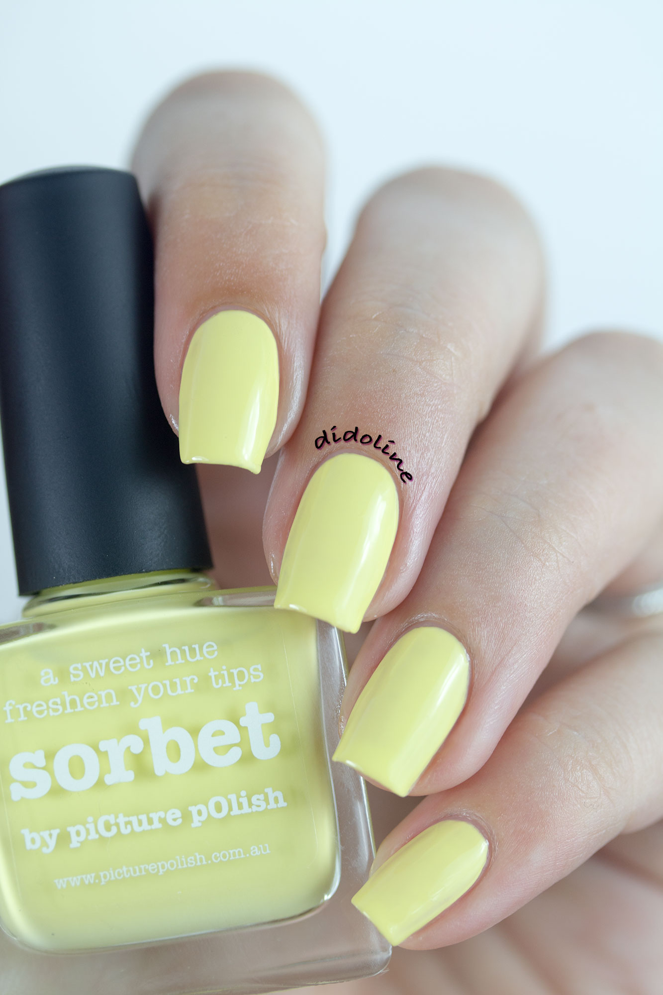 piCture pOlish - Sorbet