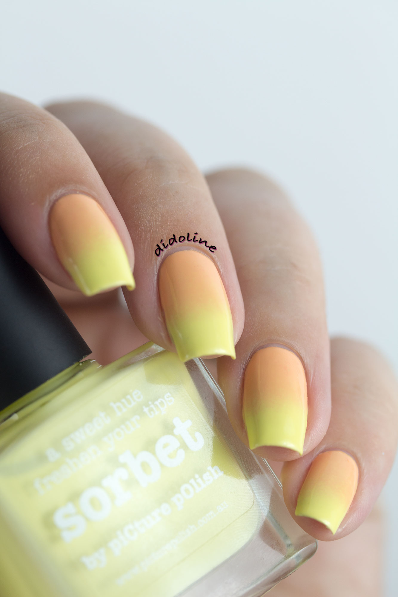piCture pOlish - Sorbet and Gelato