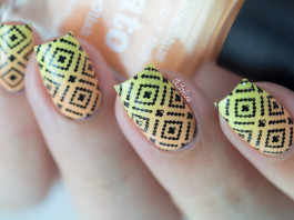 piCture pOlish - Sorbet and Gelato, Stamping