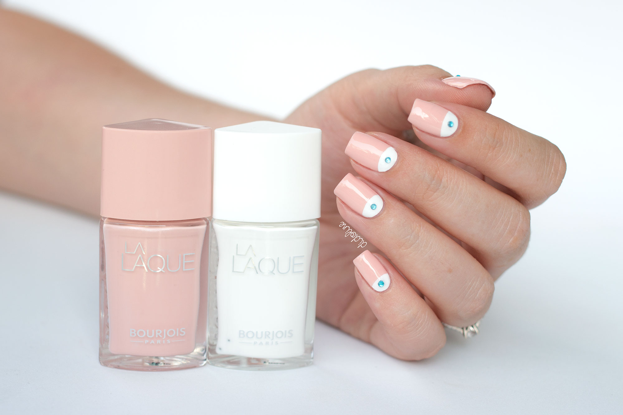 Bourjois - La Laque - Chair et Tendre - White Spirit - Eye Manicure