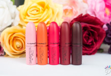 Mac Cosmetics - Collection Giambattista Valli
