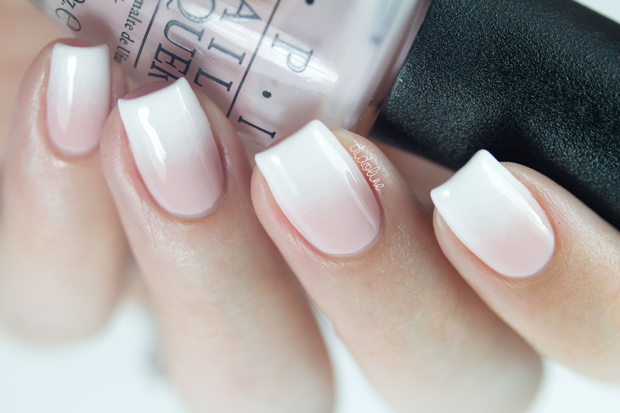 Opi soft shades 2015 swatch revue et nail arts faciles - Faux ongles rose pale ...