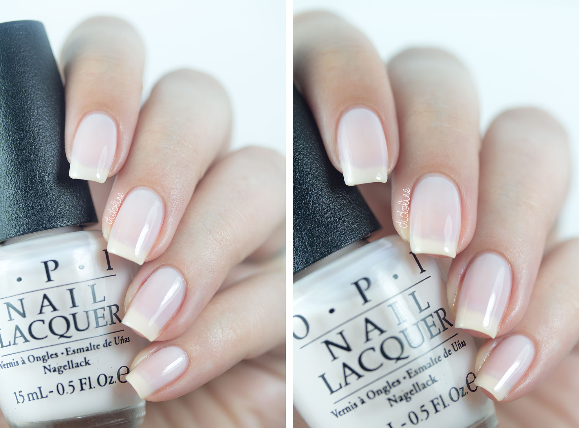 OPI - Soft Shades 2015 - Act Your Beige ! - Swatch