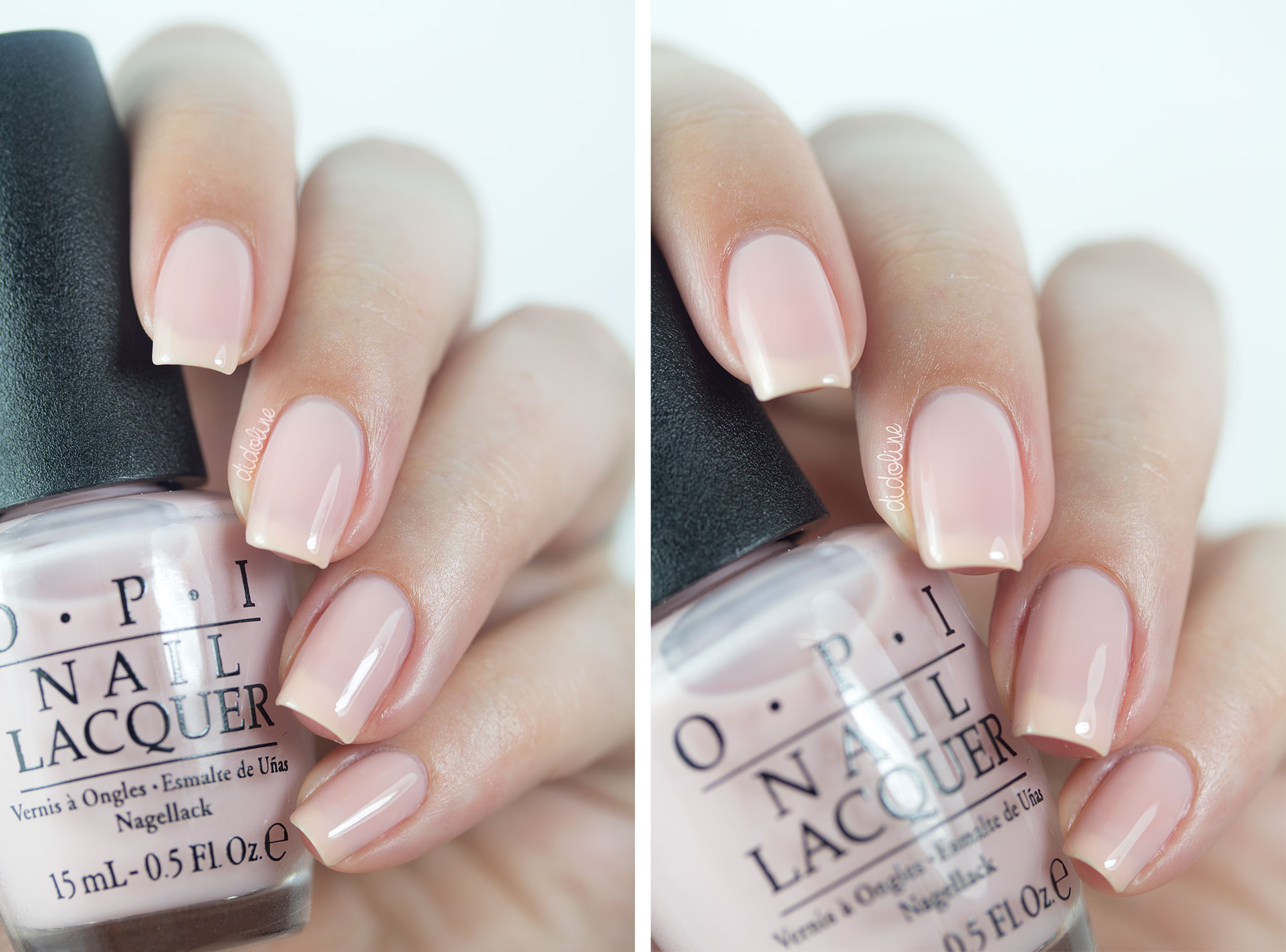 OPI - Soft Shades 2015 - Put it in Neutral - Swatch