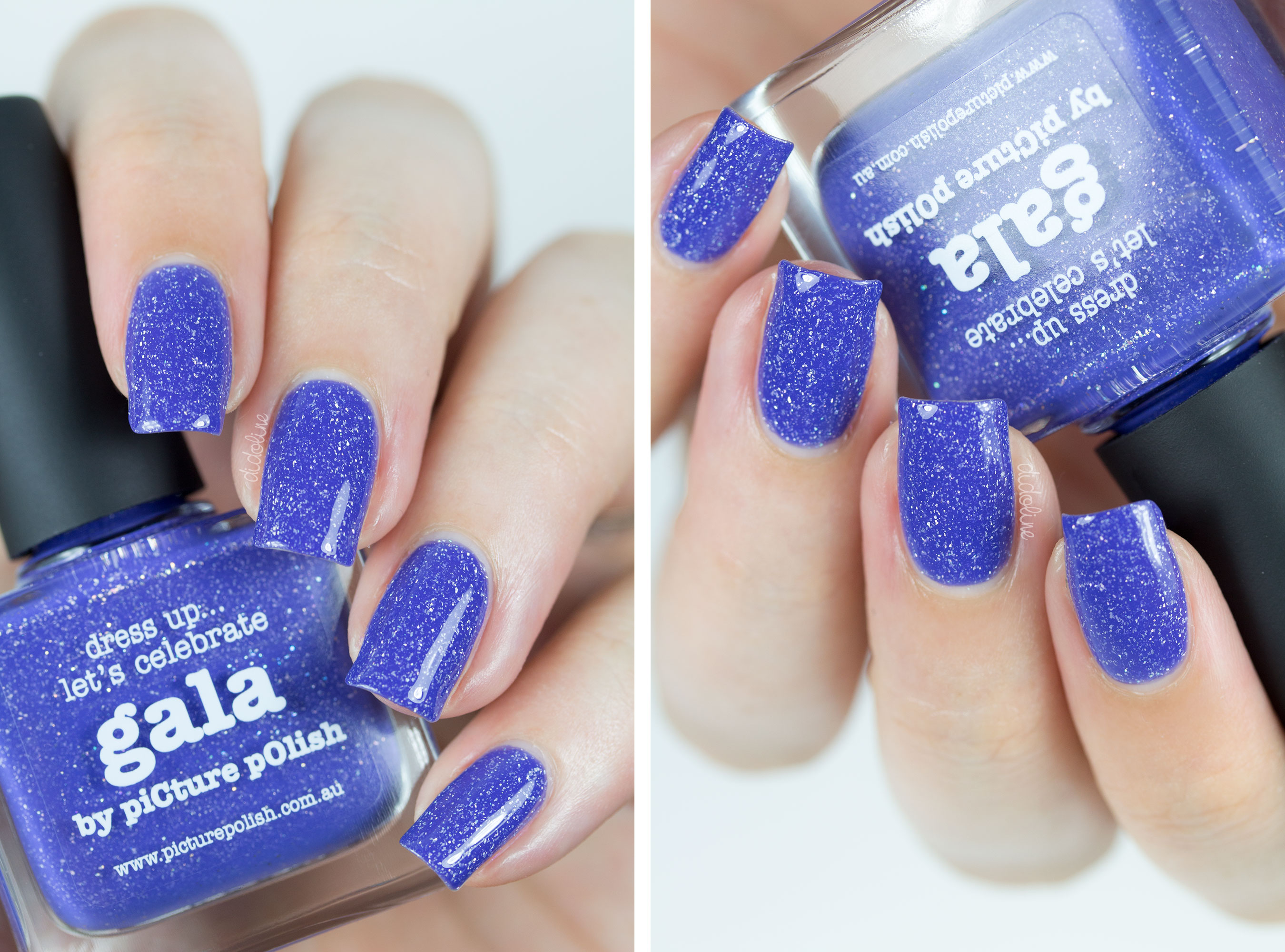 picture polish - gala - swatch